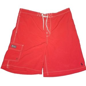 NWOT Polo By Ralph Lauren Swim Trunks